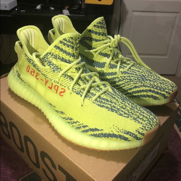 445a2e619f1fa 5d743 be0a3  czech authentic adidas yeezy boost 350 semi frozenyellow c7dd2  dd5c0